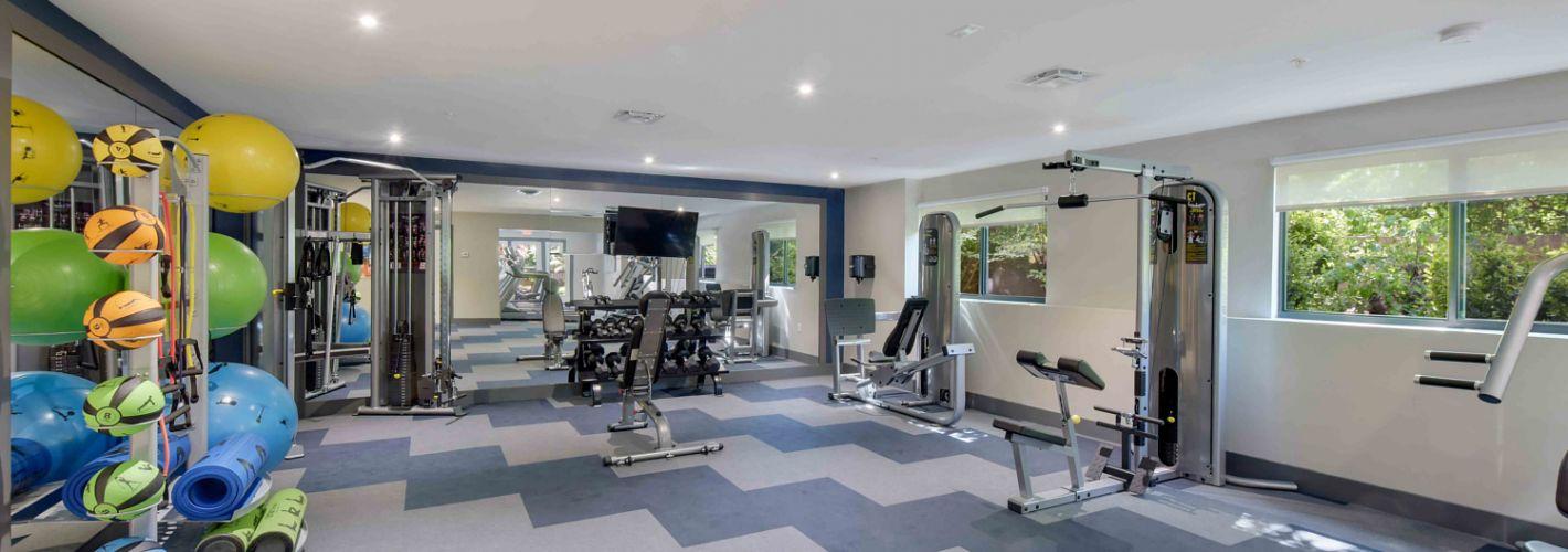Bethesda Hill : Fitness Center 2