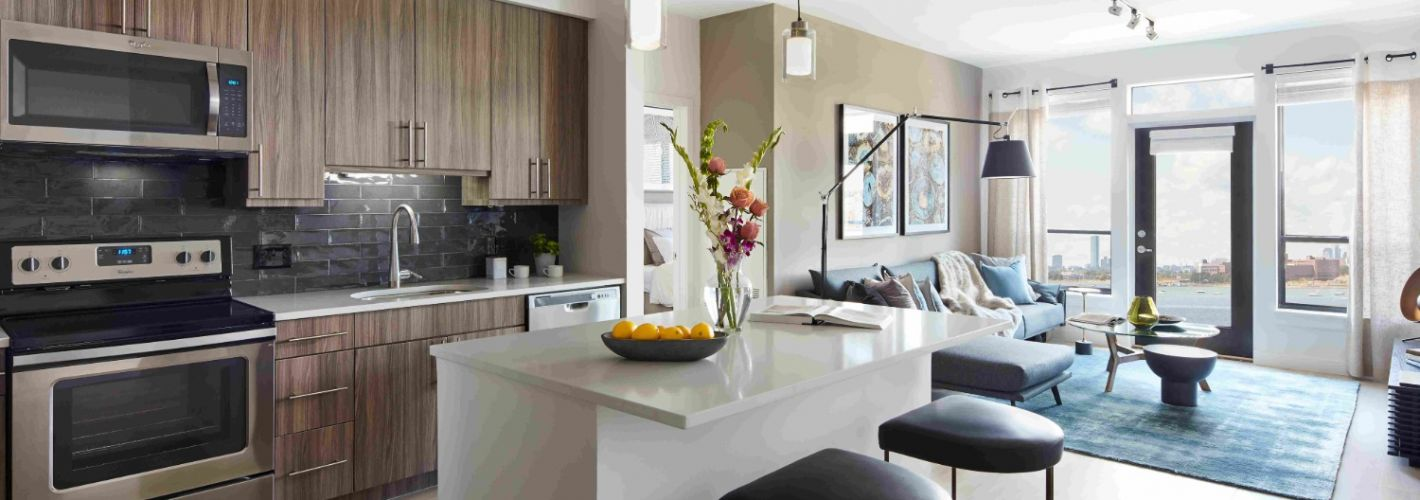 Meriel Marina Bay : Kitchen