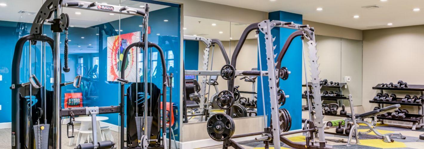 Aspire Apollo : Fitness Center