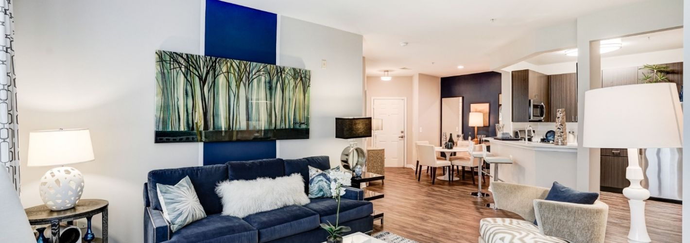 Regent's Park : Living Room