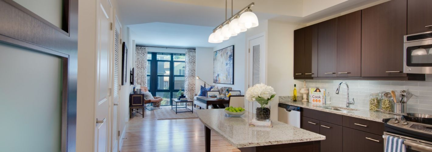 Flats at Bethesda Avenue : A distinctive living experience in the heart of Bethesda