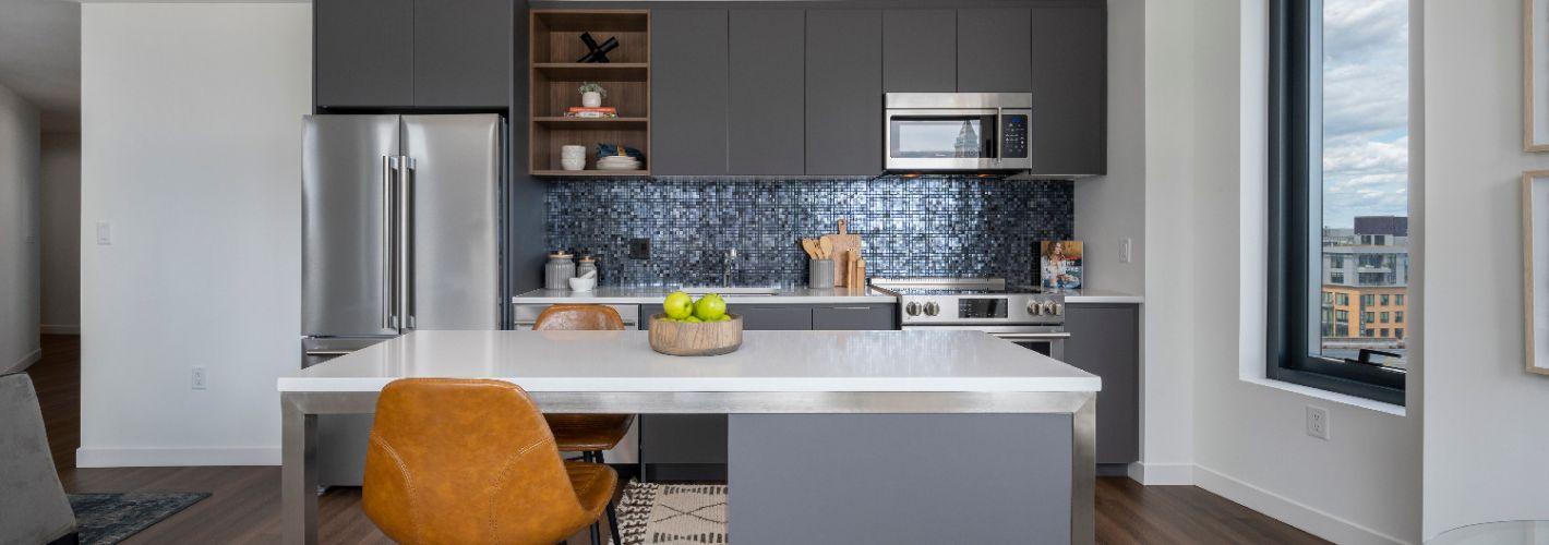 The Sudbury : Internal Kitchen