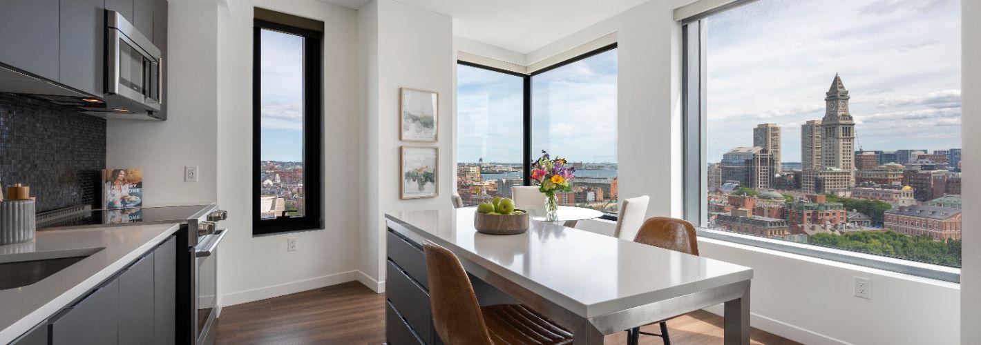 The Sudbury : Internal Kitchen Views