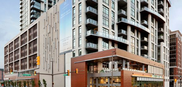 Featured amenity at Liberty Harbor East