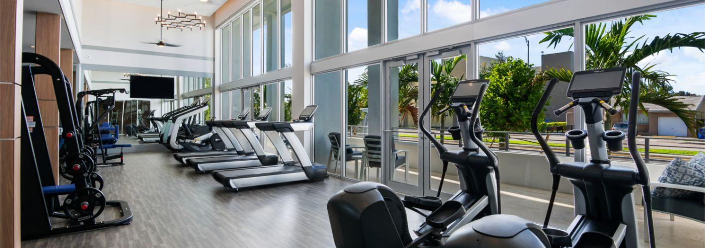 Curv : Fitness center