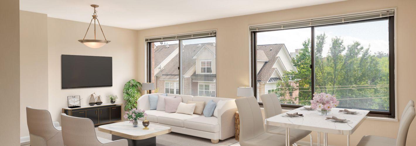Park Adams : Spacious Arlington Apartments