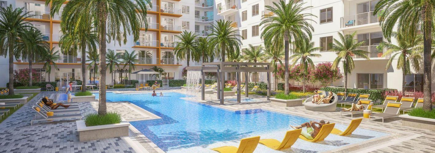 Aura Boca : Pool