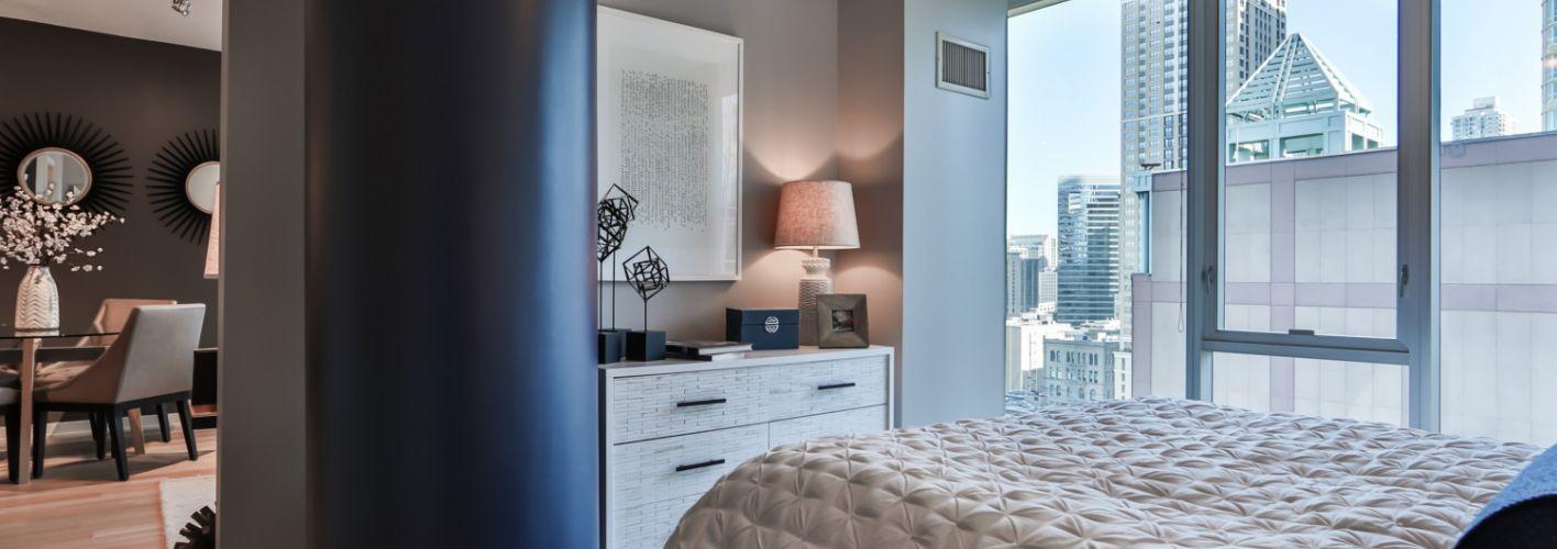 EnV Chicago : EnV Bedroom