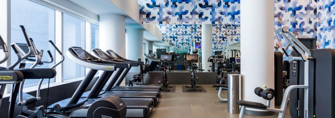 Aalto57 : Fitness Center