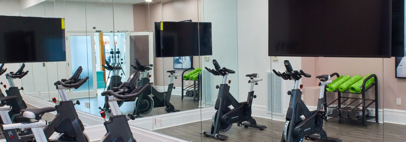 Spark Bloomfield : Fitness Center