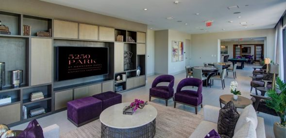 Featured amenity at 5250 Park at Downtown Doral