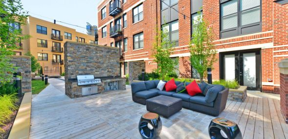 Featured amenity at The Promenade at Harbor East