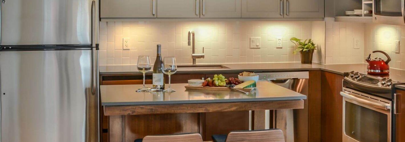 Station House : Modern Kitchen Cabinets