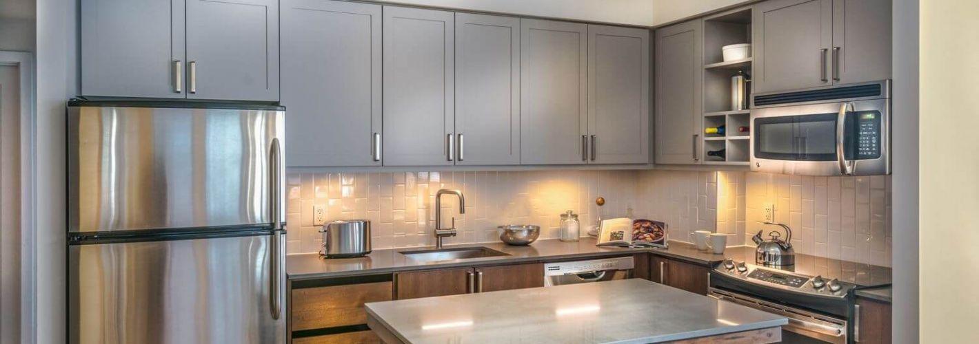 Station House : Kitchen Cabinets