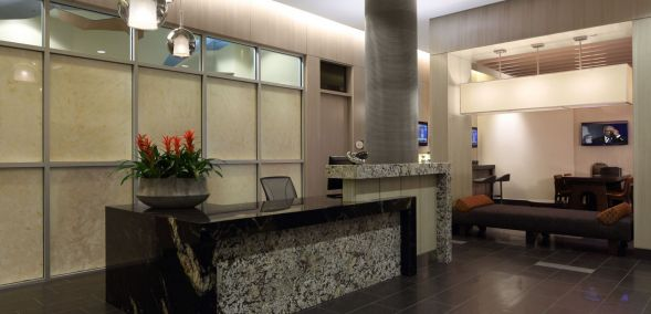 Featured amenity at The Beacon Clarendon