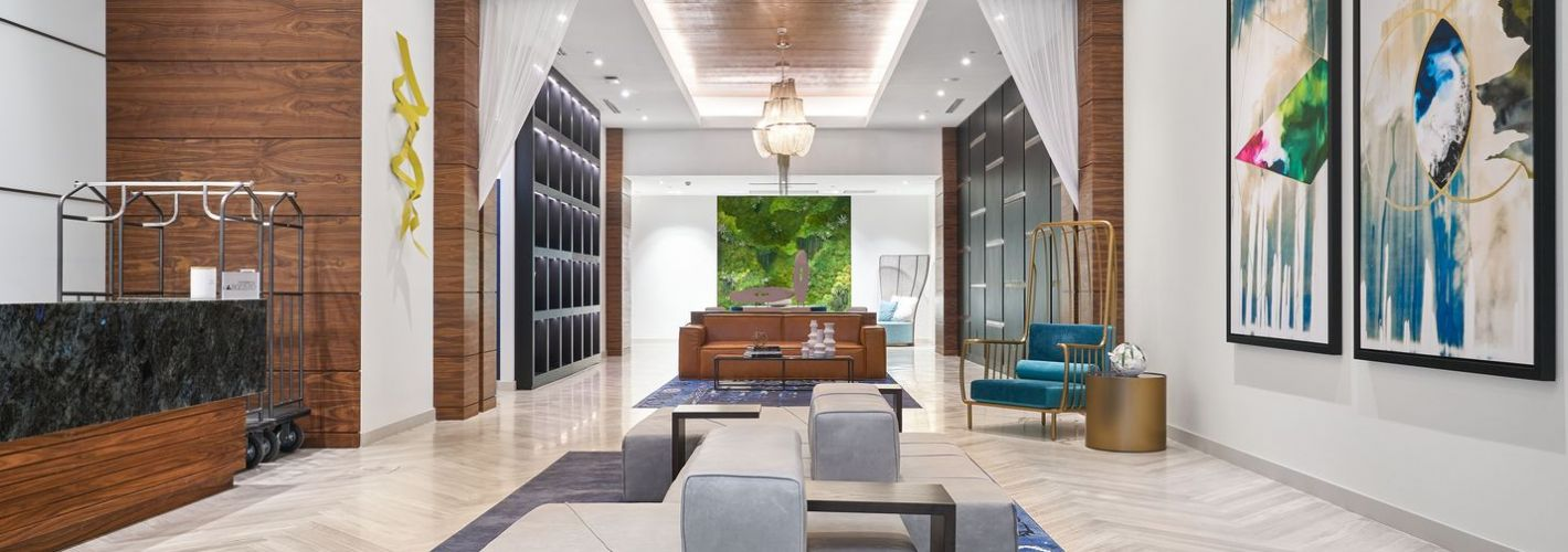 ParkLine Miami : A welcoming oasis in the heart of downtown Miami