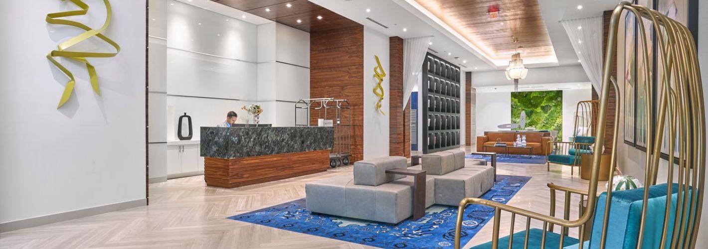 ParkLine Miami : 24-Hour Attaché Concierge Services