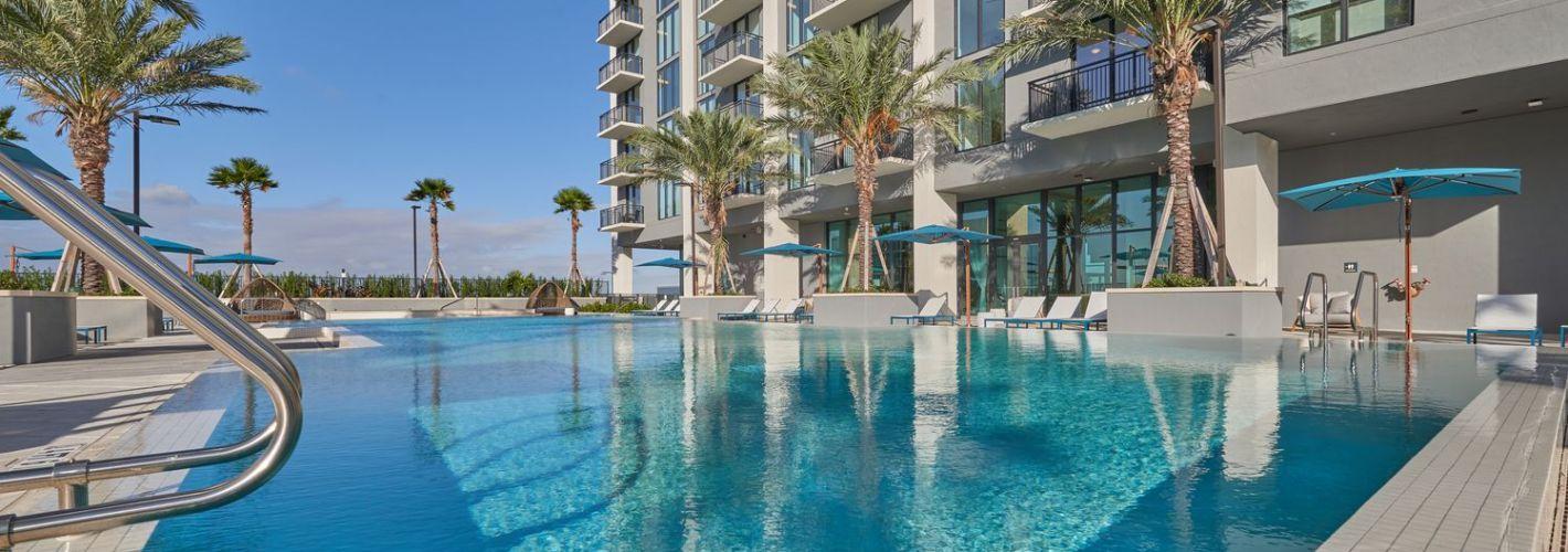 ParkLine Miami : One of three ways to make a splash at ParkLine