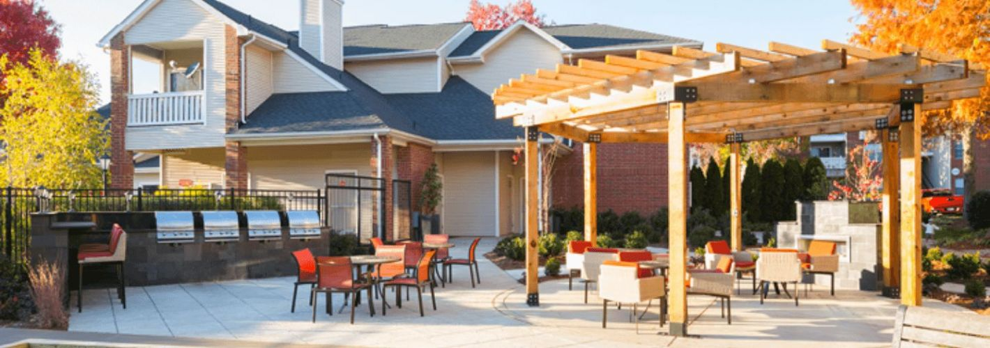 Wheelhouse Fair Oaks : Wheelhouse Exterior Lounge