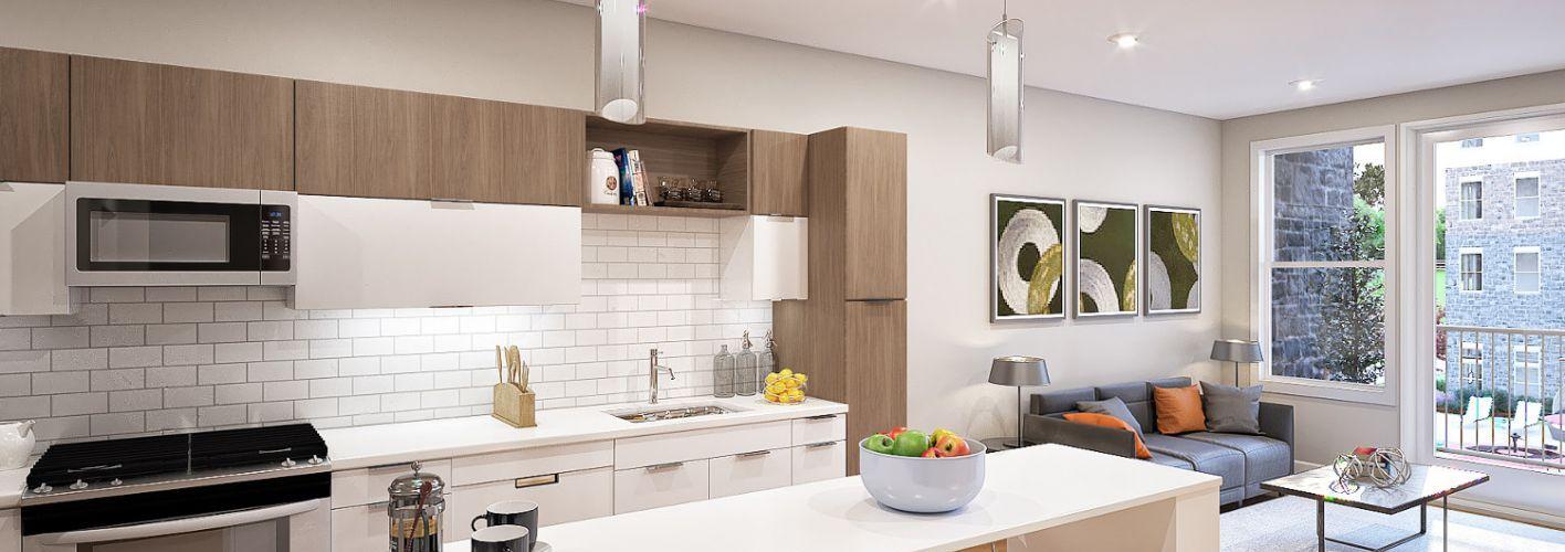 Woodbine : Kitchen