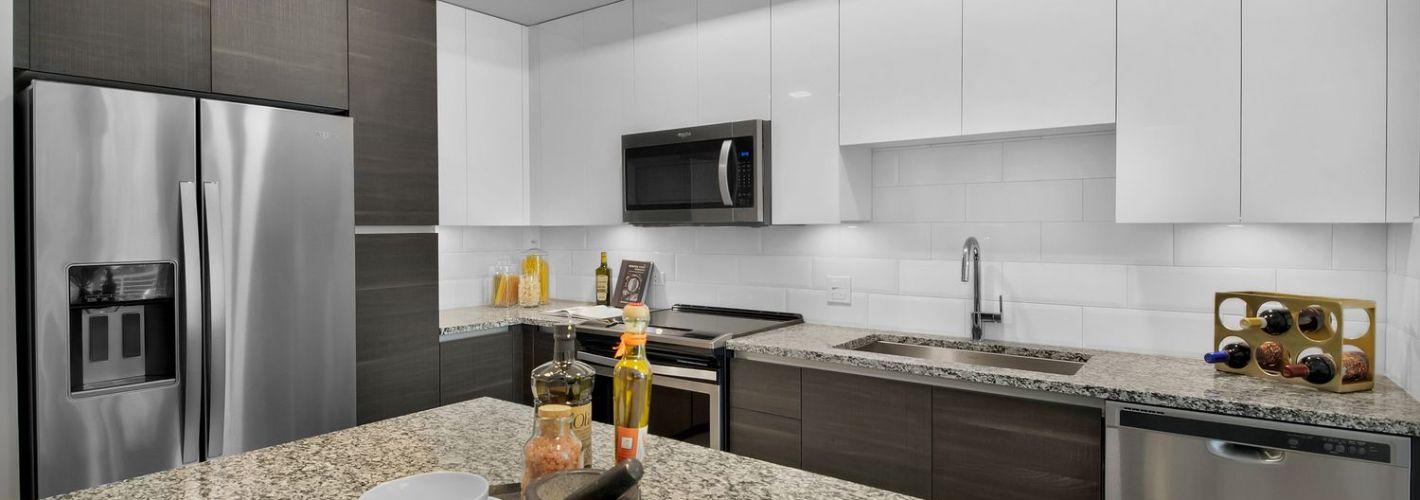 Aura Boca : Kitchen