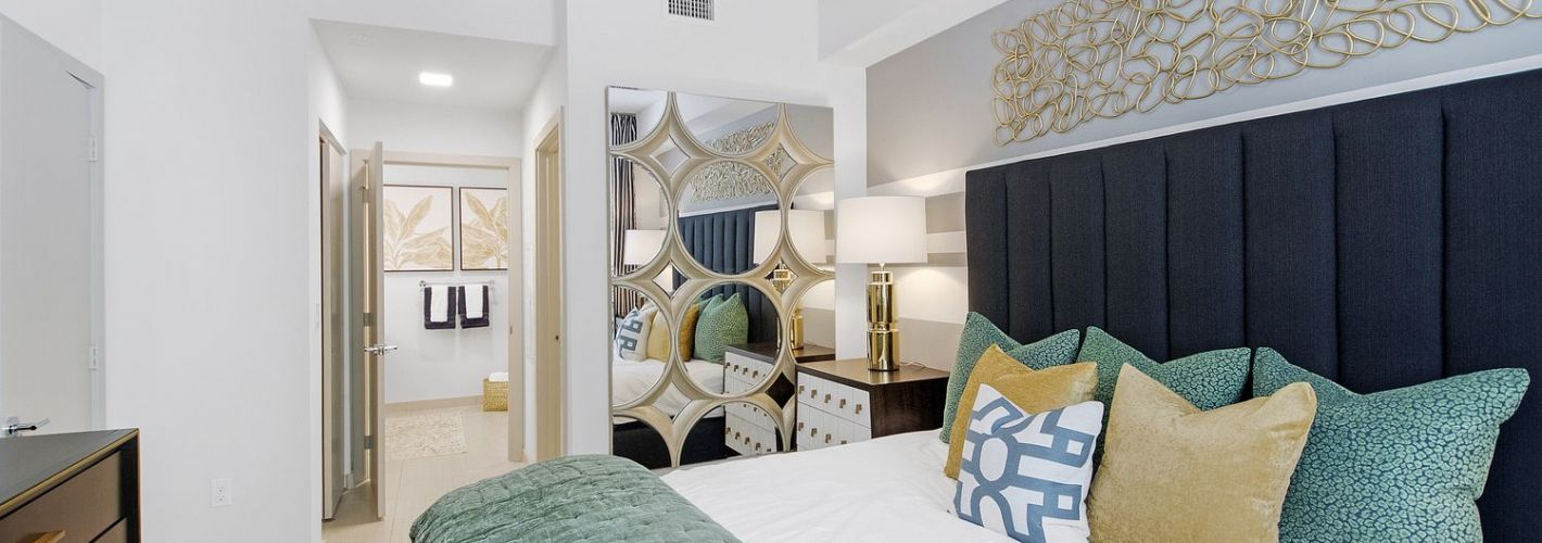 Aura Boca : Bedroom