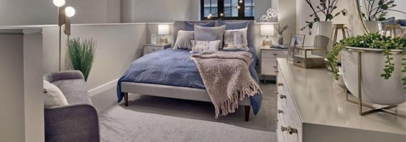 The Victor : Bedroom