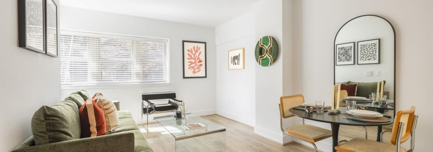 The Wray : Apartments as comfortable as they are refined