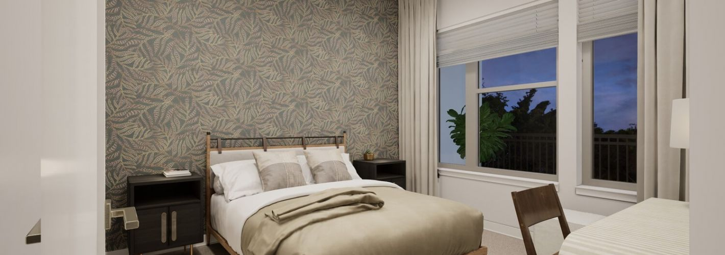 Faraday Park : Elegant finishes and ample natural light ensure that every bedroom feels like your own personal retreat.