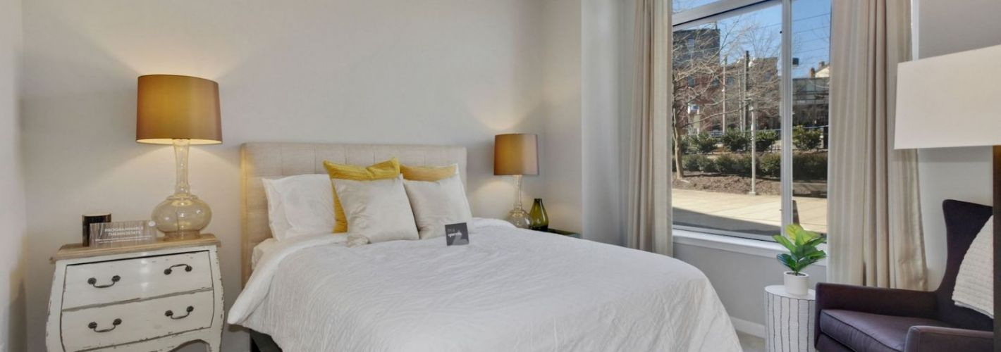 The Fitzgerald at UB Midtown : Bedroom