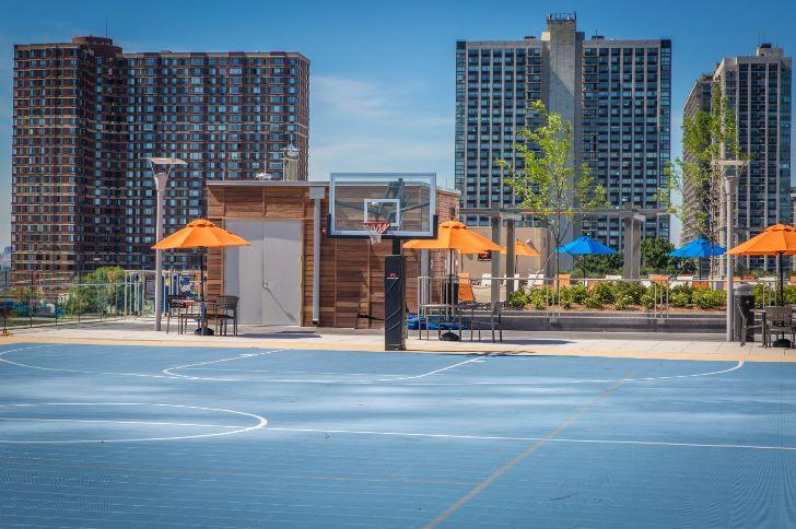 The Modern : Basketball Court