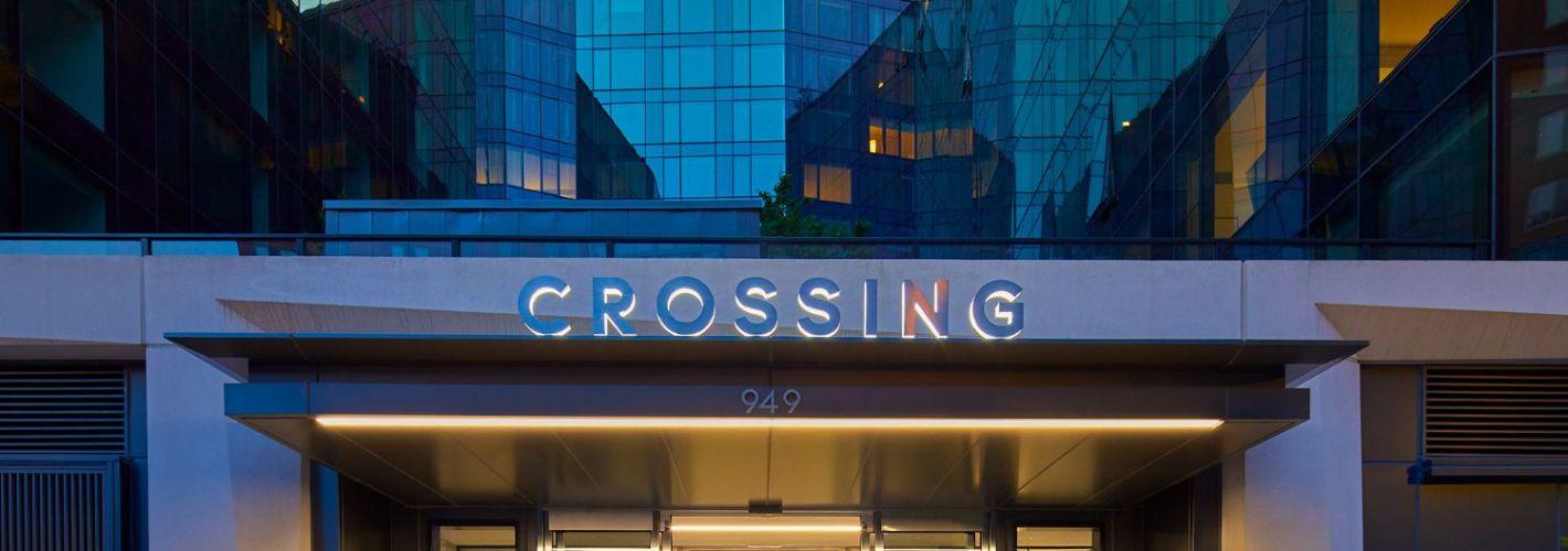 Crossing : 2Entrance