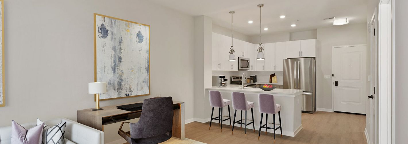 EDGE : Living Room