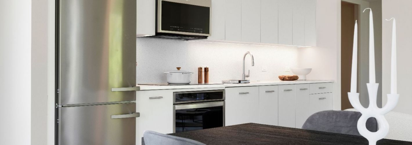 The Silva : Kitchen and Dining