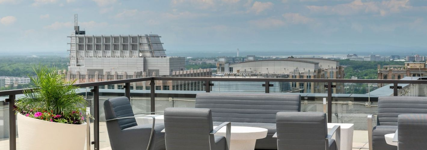 Signature at Reston Town Center : What's your view?