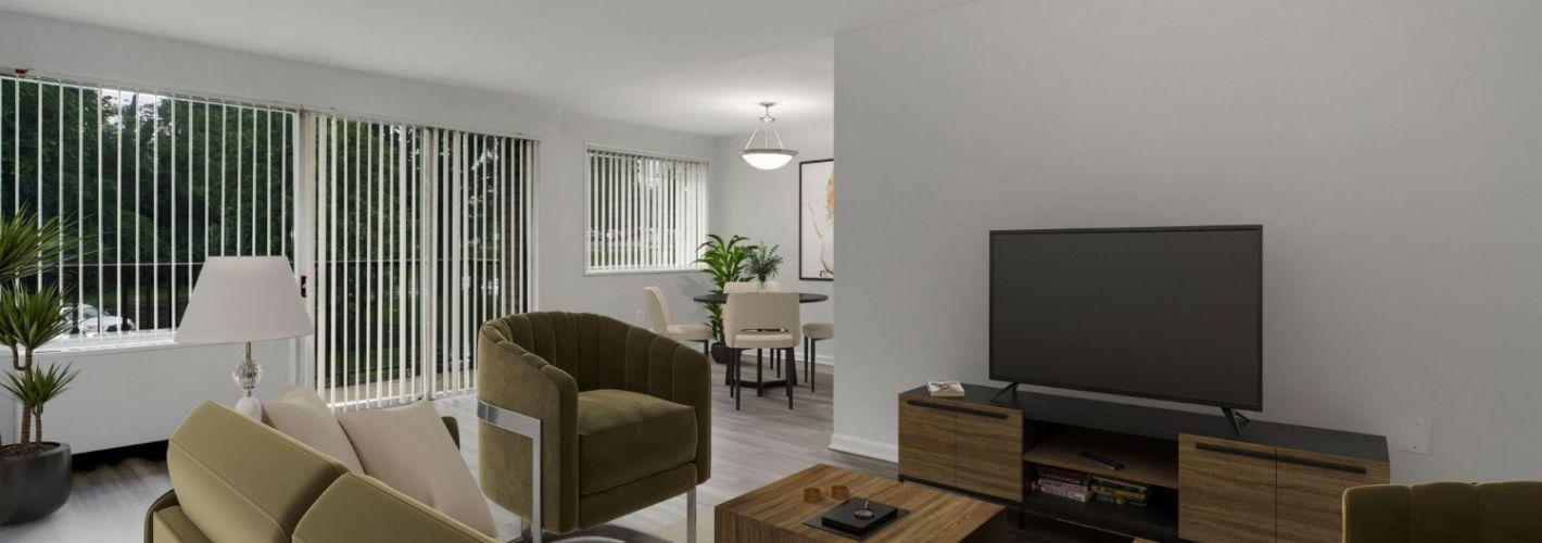 Roosevelt Towers : Bedroom