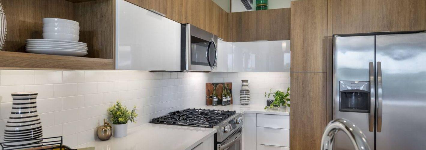 Woodbine : Kitchen Counter