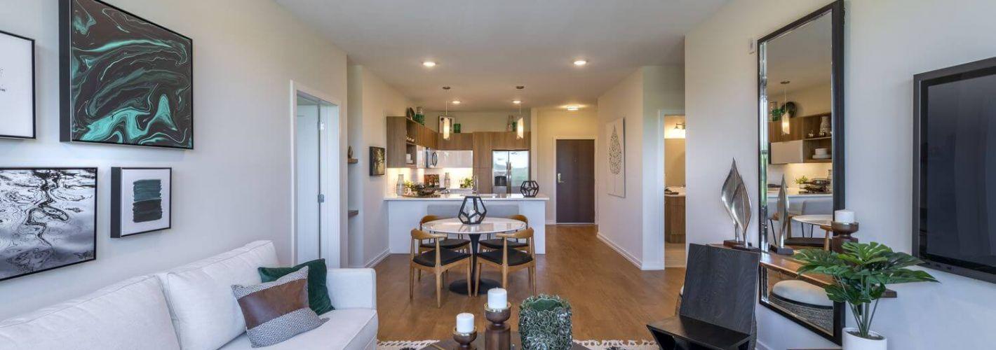 Woodbine : Living Area