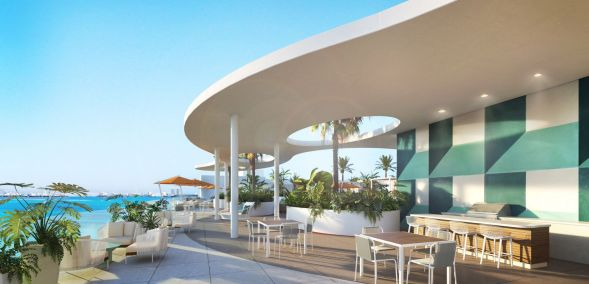 Featured amenity at The Boulevard