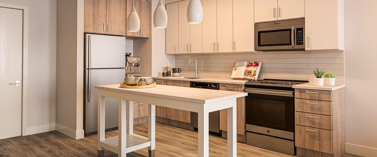 Ansel : Kitchen Counter