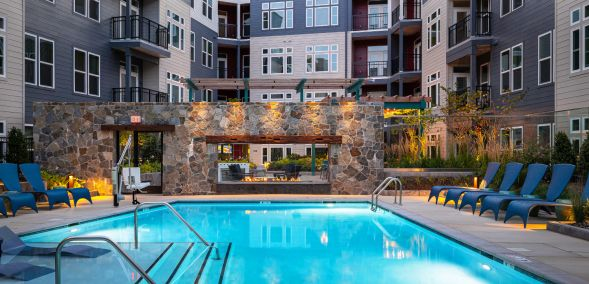 Featured amenity at Cameron Square