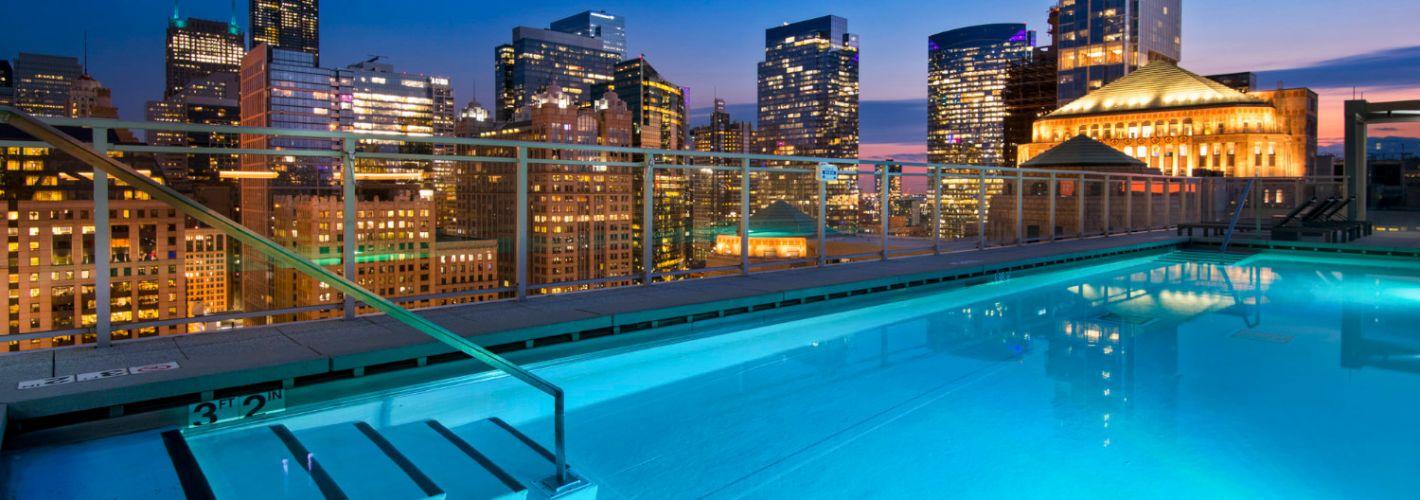 EnV Chicago : Pool