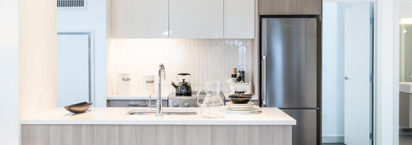 Proto Kendall Square : Kitchen